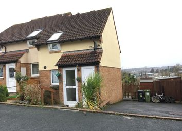 2 bed end terrace house to rent in Wildwoods Crescent, Newton Abbot TQ12