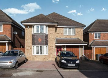 Thumbnail 5 bed detached house for sale in St. Andrews Grove, Luton