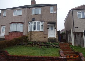 Thumbnail 3 bed semi-detached house to rent in Hollindale Drive, Sheffield