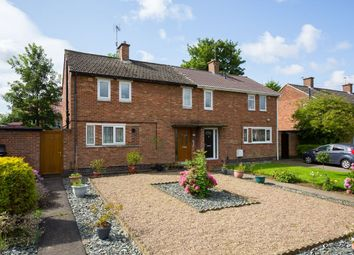 Thumbnail 3 bedroom semi-detached house for sale in The Reeves, Acomb, York
