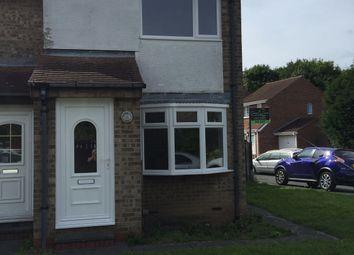 Thumbnail 2 bed terraced house to rent in Lambton Court, Bedlington