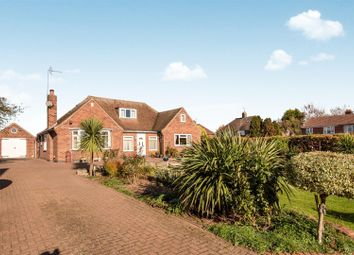 Thumbnail 4 bed detached bungalow for sale in Main Street, Laneham, Retford
