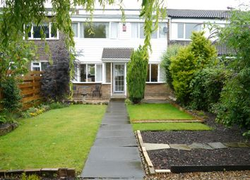 Thumbnail 4 bed terraced house for sale in Welburn Close, Ovingham, Northumberland