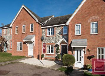 Thumbnail 2 bed terraced house for sale in Alan Avenue, Newton Flotman