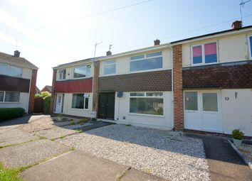 Thumbnail 3 bed terraced house to rent in Hutson Drive, North Hykeham, Lincoln