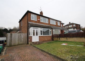 Thumbnail 3 bed semi-detached house for sale in Pasture Close, Clayton, Bradford