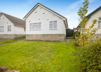 Thumbnail 3 bed detached bungalow for sale in Linmead Drive, Bournemouth