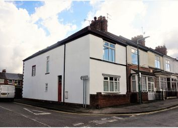 Thumbnail 4 bed end terrace house for sale in George Street, Cottingham