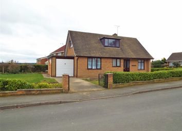 Thumbnail 4 bed detached bungalow for sale in Greendale Avenue, Edwinstowe, Nottinghamshire