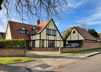Thumbnail 4 bed detached house for sale in Christchurch Road, Tring