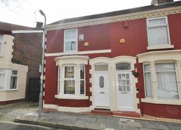 Thumbnail 2 bed terraced house for sale in Strathcona Road, Wavertree