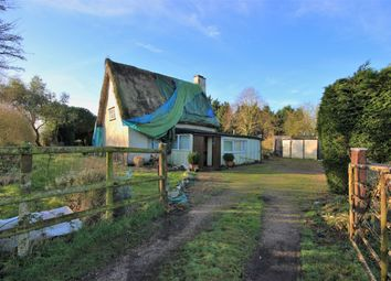 Thumbnail 2 bed cottage for sale in The Common, Stuston, Diss