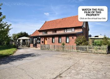 Thumbnail 3 bed detached house for sale in Chequers Lane, South Lopham, Diss