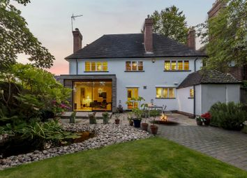 Thumbnail 4 bed detached house for sale in Anchorage Road, Sutton Coldfield
