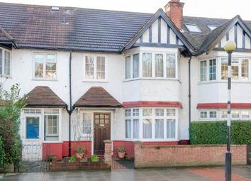 Thumbnail 3 bed terraced house for sale in Fortis Green, London