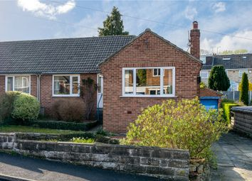 Thumbnail 3 bed semi-detached bungalow for sale in Aspin Park Road, Knaresborough, North Yorkshire