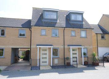 Thumbnail 4 bedroom terraced house for sale in Graces Field, Stroud