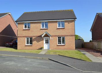Thumbnail 4 bedroom detached house for sale in Wilkie Drive, Holytown, Motherwell