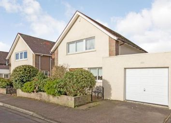 Thumbnail 3 bed link-detached house for sale in Windsor Gardens, Largs, North Ayrshire