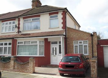 Thumbnail 5 bedroom end terrace house for sale in Minerva Road, London