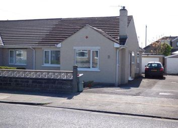 Thumbnail 2 bed semi-detached bungalow for sale in Altham Road, Morecambe, Lancashire