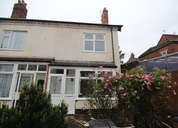 Thumbnail 3 bed terraced house for sale in Wellington Road, Birmingham, Smethwick, West Midlands