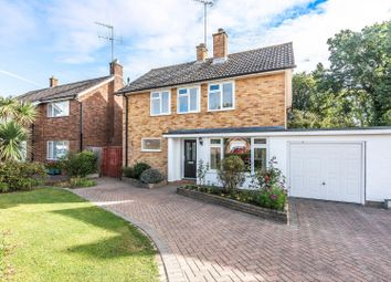 Thumbnail 4 bed detached house for sale in Trelawne Drive, Cranleigh