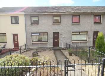 Thumbnail 3 bed terraced house for sale in Turret Court, Alloa
