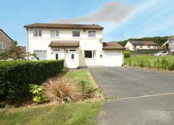 Thumbnail 3 bedroom property for sale in Blackthorn Close, Woolwell, Plymouth