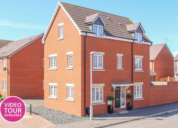 Fortuna Mead, Leighton Buzzard LU7. 4 bed detached house