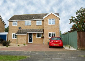 Thumbnail 4 bedroom detached house for sale in 16 Thackers Way, Deeping St James, Peterborough, Lincolnshire