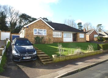 Thumbnail 3 bed semi-detached bungalow for sale in High Wood Road, Hoddesdon