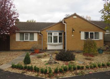 Thumbnail 3 bed detached bungalow for sale in Dovedale Close, Melton Mowbray
