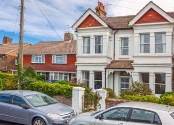 Thumbnail 2 bed flat for sale in Northcourt Road, Broadwater, Worthing