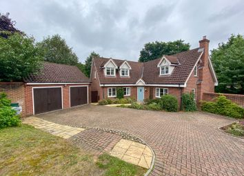 Thumbnail 4 bed detached house for sale in Sylvan Way, Taverham, Norwich
