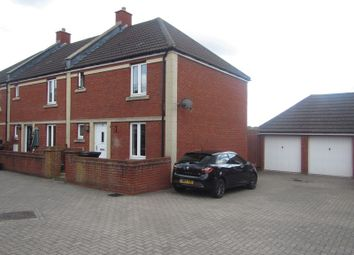 Thumbnail 3 bed terraced house to rent in Trubshaw Close, Horfield, Bristol