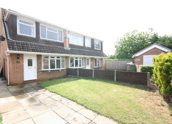 Thumbnail 3 bed semi-detached house for sale in Ottersburn Close, Moreton