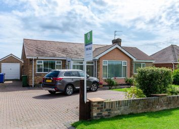 Thumbnail 3 bed detached bungalow for sale in Withernsea Road, Hollym, Withernsea