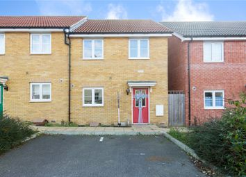 Thumbnail 3 bedroom semi-detached house for sale in Mellowes Road, Hornchurch