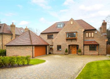 Thumbnail 6 bed detached house for sale in Woodland Way, Kingswood, Tadworth, Surrey
