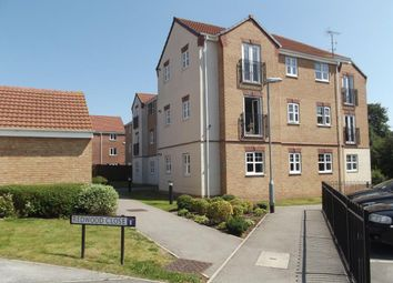 Thumbnail 1 bedroom flat to rent in Redwood Close, Nottingham
