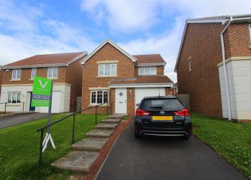 Thumbnail 3 bedroom detached house for sale in Chestnut Drive, Darlington