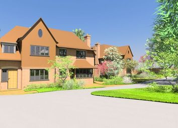 Thumbnail 4 bed semi-detached house for sale in Upper Rose Hill, Dorking