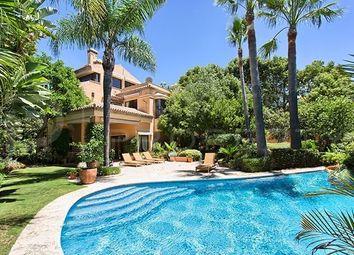 Thumbnail 4 bed villa for sale in Golden Mile, Marbella, Málaga, Spain