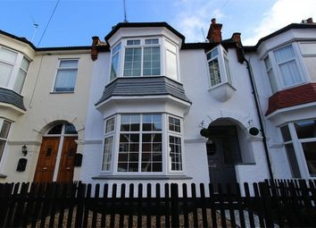 Thumbnail 3 bed terraced house for sale in Oakleigh Park Drive, Leigh-On-Sea, Essex