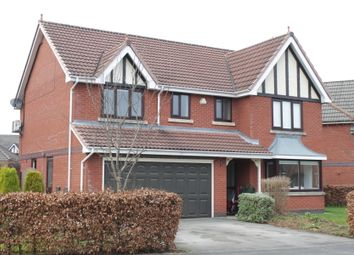 Thumbnail 5 bed detached house for sale in Kingsley Road, Cottam, Preston