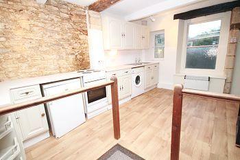 Thumbnail 1 bed flat to rent in Ground Floor Flat, The Shambles, High Street, Freshford