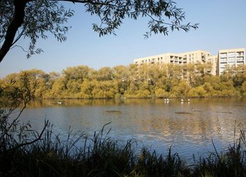 Thumbnail 1 bed flat to rent in Hendon Waterside, Welsh Harp