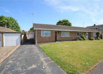Thumbnail 2 bed bungalow for sale in Pembroke Close, Newmarket