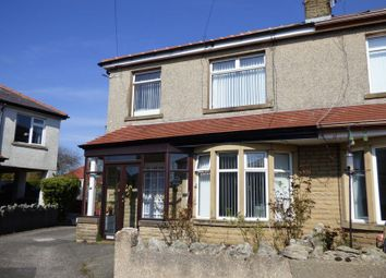 Thumbnail 1 bedroom flat for sale in Seathwaite Avenue, Heysham, Morecambe